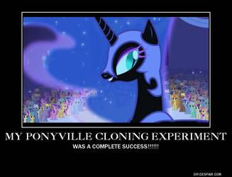 Pony Clones by DallasBlack