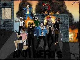 Anti-heros by EleanorNaomi