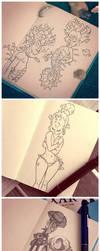 Sketch-O-Grams by deviantdash