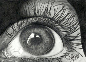 Eye by KerstinSchroeder