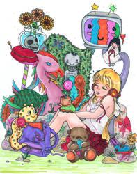 Enchanted Melody by Genki-Chu-Hi