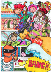 MANGGA by Genki-Chu-Hi