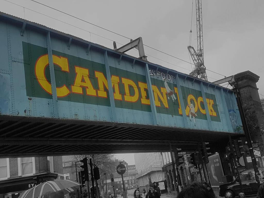 Camden Lock by ohrna