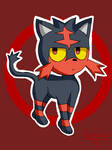 Litten [Digital Ver.] by animegirl5303