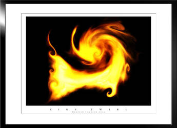 Fire Twirl by AbsintheGraphics