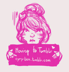 Moving to Tumblr by EternalPurple