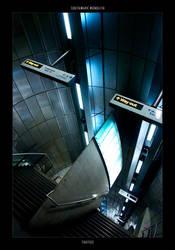 Southwark Monolith by takitus