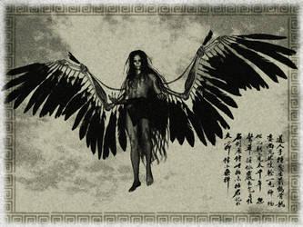 Shen zhi nu (Tenbatsu) by portisHeart