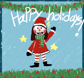 #HolidayCardProject2018 by Baph999
