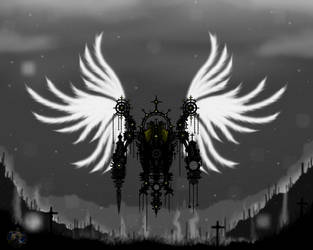 The Angel of Time by DAEMON-WORKS