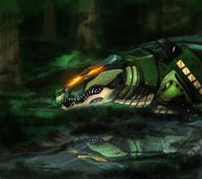 The Ambush Predator by HanyoutaiKyoushu