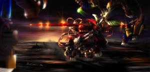 Like An Army by HanyoutaiKyoushu