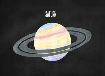 Saturn by Jlombardi