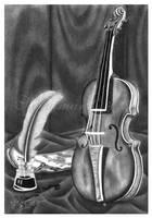 Secret melodies by raduluchian