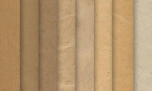 Cardboard - texture pack by raduluchian