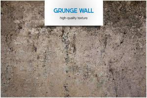 Grunge wall by raduluchian