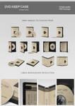 DVD keep case template by raduluchian