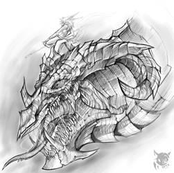 The grandmaster by SpyxedDemon