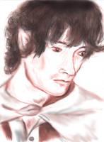 A Wistful Hobbit by KilmenyReade