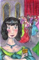 Twelve Dancing Princesses by KilmenyReade