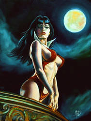 Vampirella by Visualartfx