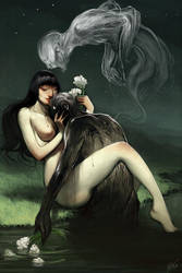 Death and the maiden v3 by jeffsimpsonkh