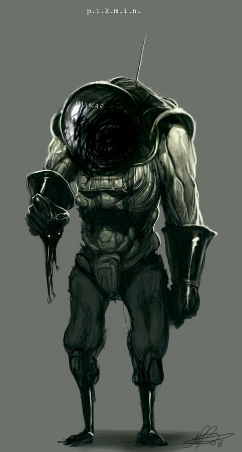 weekly sketch 1 : smash bros by jeffsimpsonkh