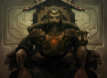 The Good King by jeffsimpsonkh