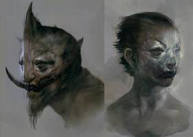Beasts by jeffsimpsonkh