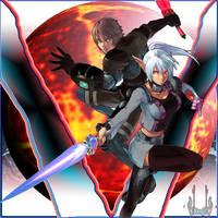 Phantasy Star Online 4ever by ZXA-Grey