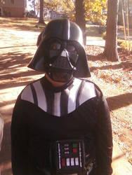 Darth Vader by rosemarie72
