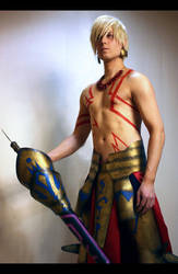 Gilgamesh Cosplay - Fate Series by Elffi