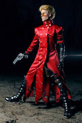 Vash the Stampede - Trigun Maximum by Elffi