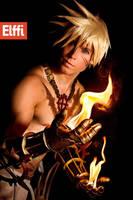 Shura Class - Ragnarok Online - Cosplay by Elffi