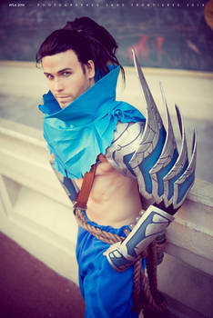 Yasuo - League of Legends - Cosplay by Elffi