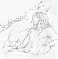 Seifer Wakes by xaotl