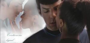 Star Trek 2009 Spock Uhura by BeyondGenesis