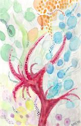 Coral Musings by Ravensilver