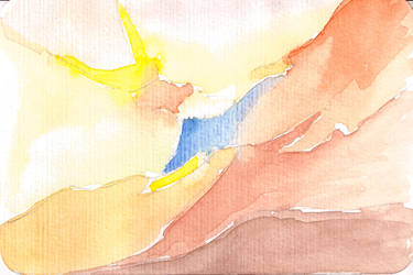 Light in Darkness by Ravensilver
