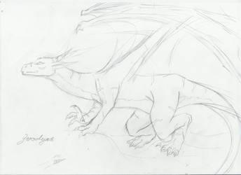 Zero Shadowdragon by Avalon-the-Dragon