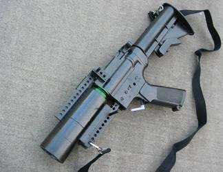 Tactical Grenade Launcher by Xekueins
