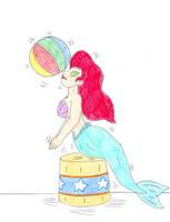 Hypnotized Ariel by Jose-Ramiro