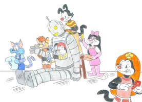 Phineas and Ferb's Parody by Jose-Ramiro