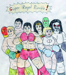 Boxing Super Royal Rumble by Jose-Ramiro