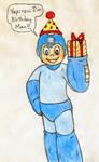 December Birthday - 1 by Jose-Ramiro