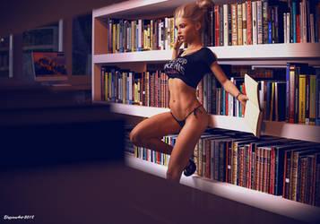 Hot studies by Elyzian
