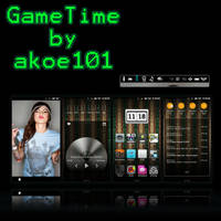 Game Time Theme by Akoe101