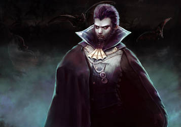 Vampire by EleMont