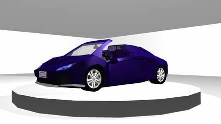 Vianca's Car by victorialampini