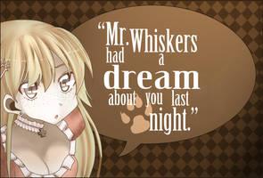 Weird Girl by muffin-mixer